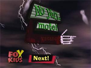 "Fox Kids ""No Yell Motel"""