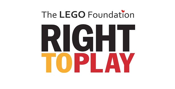 Right To Play/ Lego Foundation | Amazing Ain't It